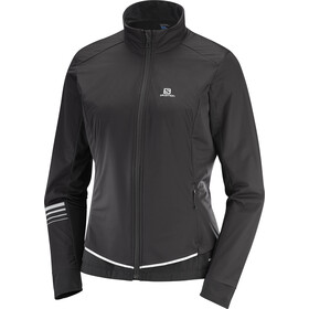 Salomon Lightning Lightshell Jacke Damen black
